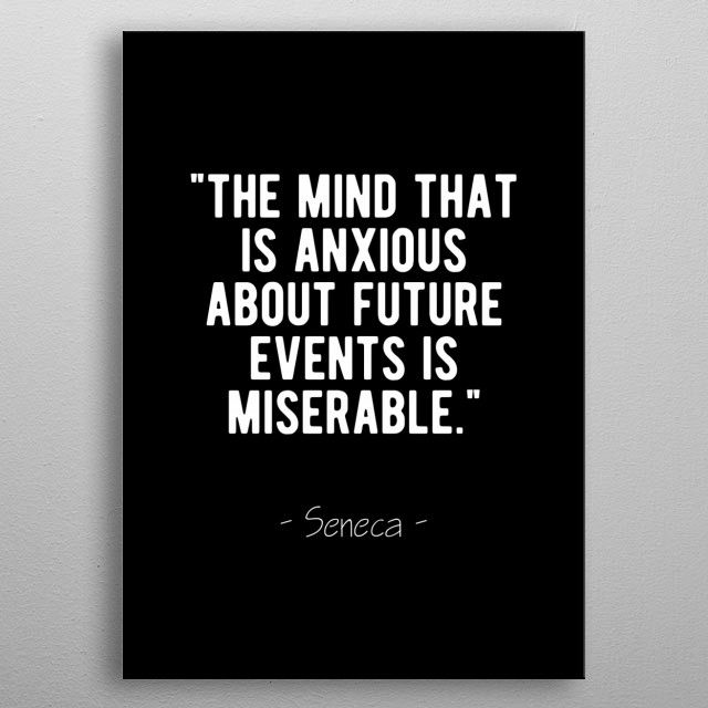 Live Now Stoic Quote Metal Poster Motivational Flow Displate Stoic Quotes Stoicism Quotes Wisdom Quotes