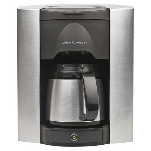 Awesome Brewmatic Under Cabinet Coffee Maker