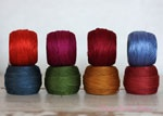 Pearl Cotton Embroidery Thread Tapestry [0Notions-DMC-Pearl-Tapestry] - $19.95 : Pink Chalk Fabrics is your online source for modern quilting cottons and sewing patterns., Cloth, Pattern + Tool for Modern Sewists