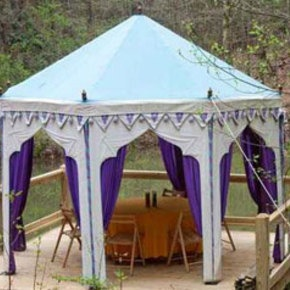 Gypsy Faire Tents: fantastic party tents!!