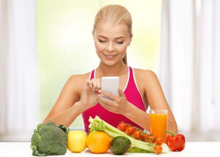 contando calorias dos alimentos