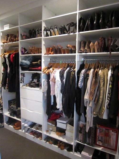 Perfect Closet Walk In Closet Pinterest Departamentos