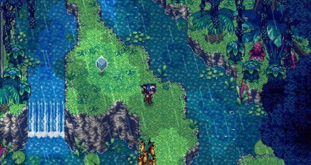 Crosscode Combat Guide Pixel Art Combat Art Game Art