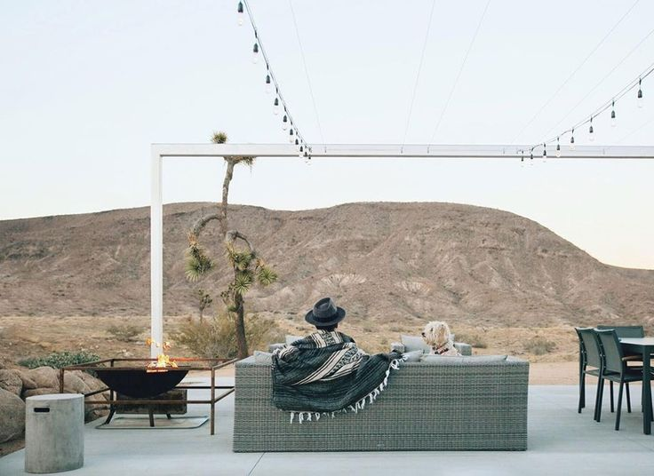 Homestead Modern No.1, Pioneertown: Luxe Camping Retreats to Check Out this Summer - Jetsetter