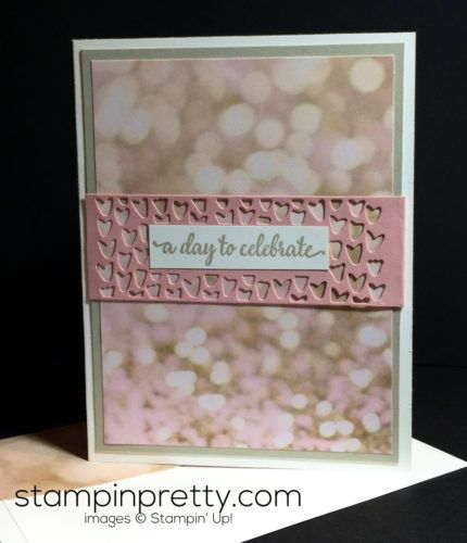 So in Love Stamp Set & So Detailed Thinlits Dies birthday card.  Mary Fish, Stampin' Up! Demonstrator.  1000+ StampinUp & SUO card ideas.  Read more http://stampinpretty.com/2016/12/im-so-in-love-with-this-new-bundle.html