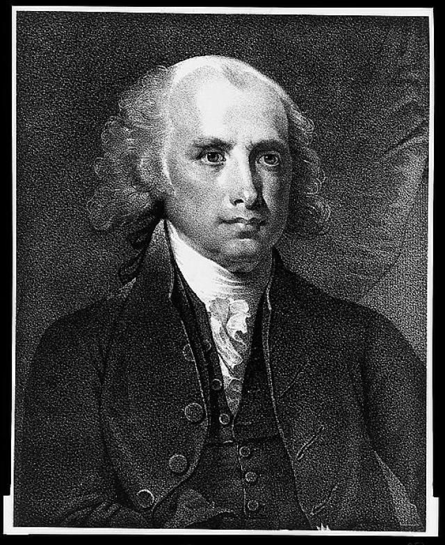 Major Events During James Madison's Presidency: James Madison, Fourth President of the United States