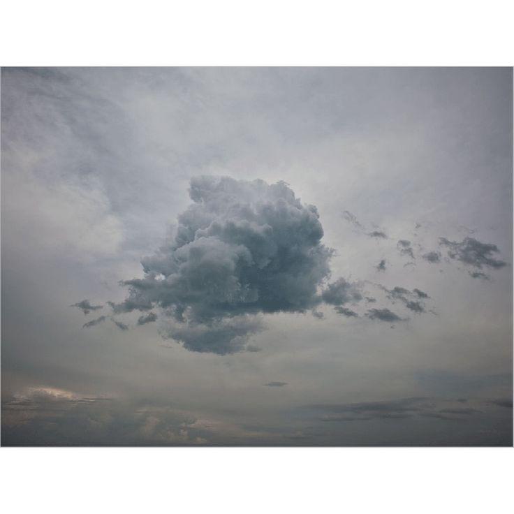 Cloud -  Lake Balaton - Greta Anderson