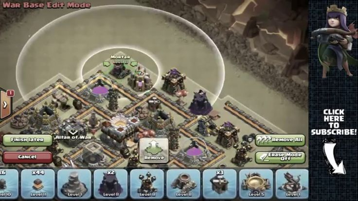 Best TH11 Farming Hybrid Base Balanced Resource Protection! Clash of Clans