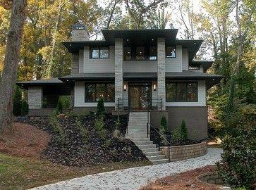Modern Prairie Homes Atlanta - contemporary - exterior - atlanta - Epic Development