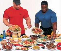 Manger pour construire du muscle sans graisses | alimentation musculation | Diététique sportive