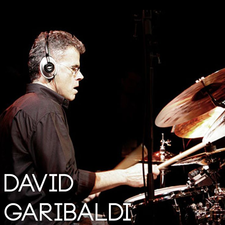 David Garibaldi joined the renowned Funk/Soul band Tower of Power in 1970 and since then, has become one of the most influential and iconic funk drummers.