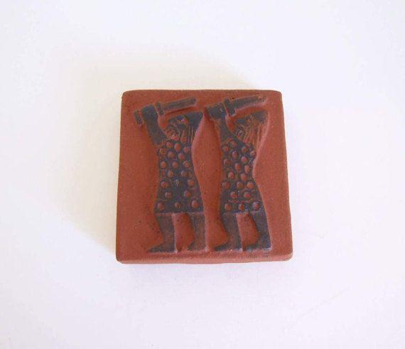 Thyssen Keramik Danmark Tile P146 // Small tile por tiendanordica