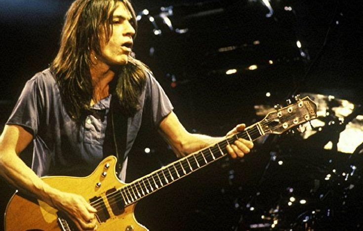 AC/DC en deuil! Malcolm Young tire sa révérence!