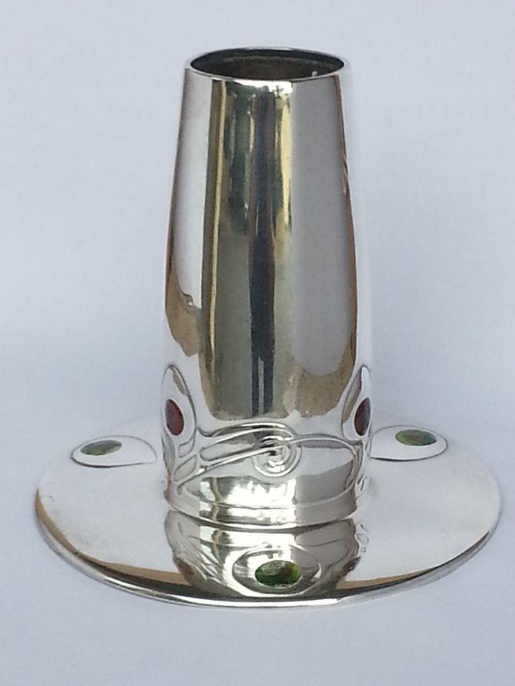 Archibald Knox for Liberty & Co Cymric Vase