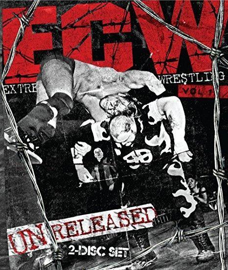 Shane Douglas & Tazz & WWE-ECW Unreleased - Volume 1