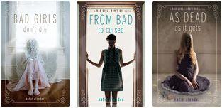 Bad Girls Dont Die trilogy
