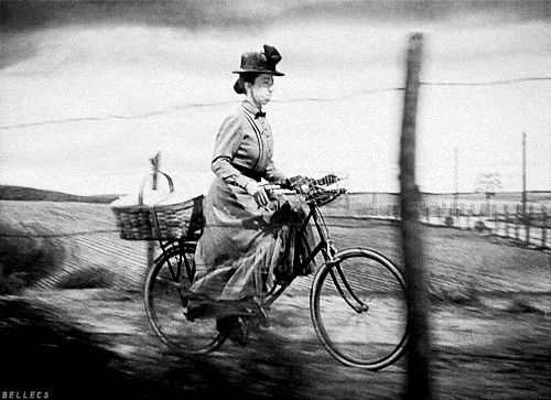 Elvira Gulch Riding Her Bike Wizard Of Oz Gif