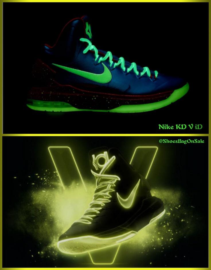 Nike Zoom KD V \\u0026quot;glow in the dark\\u0026quot;