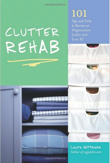 44 best organizing books i like images on pinterest organizing clutter rehab 101 tips and tricks to become an organization junkie and love it fandeluxe Image collections