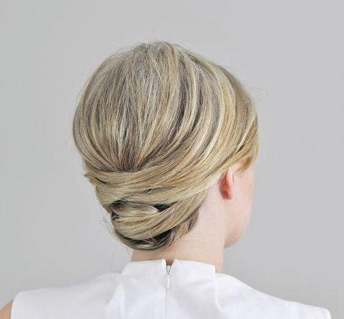 Pleasing 1000 Ideas About Elegant Updo On Pinterest Updo Hairstyle Short Hairstyles For Black Women Fulllsitofus