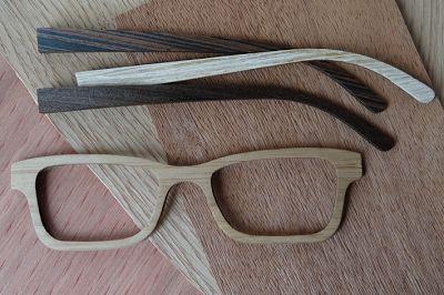Visión a largo plazo es esto: desarrollar lentes hechos de madera, sustentables y geniales - Moda Hypeada