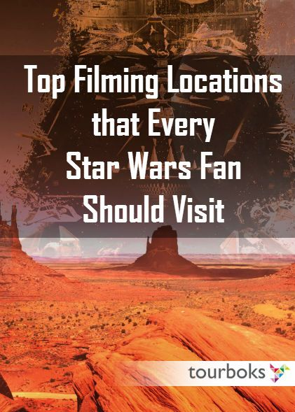 Tourboks may not be able to take you to a galaxy far, far away, but we will take you to some of the filming locations throughout the Star Wars franchise (including the recently premiered Episode VII: The Force Awakens!) that will make you wow.