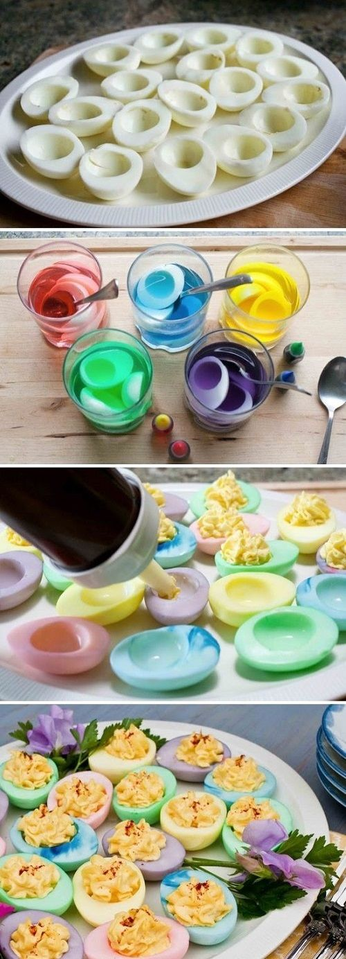 8 Ways To Impress Your Easter Party Guests | Food & Drinks - BabaMail