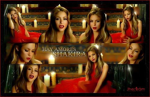 Hay Amores - Shakira