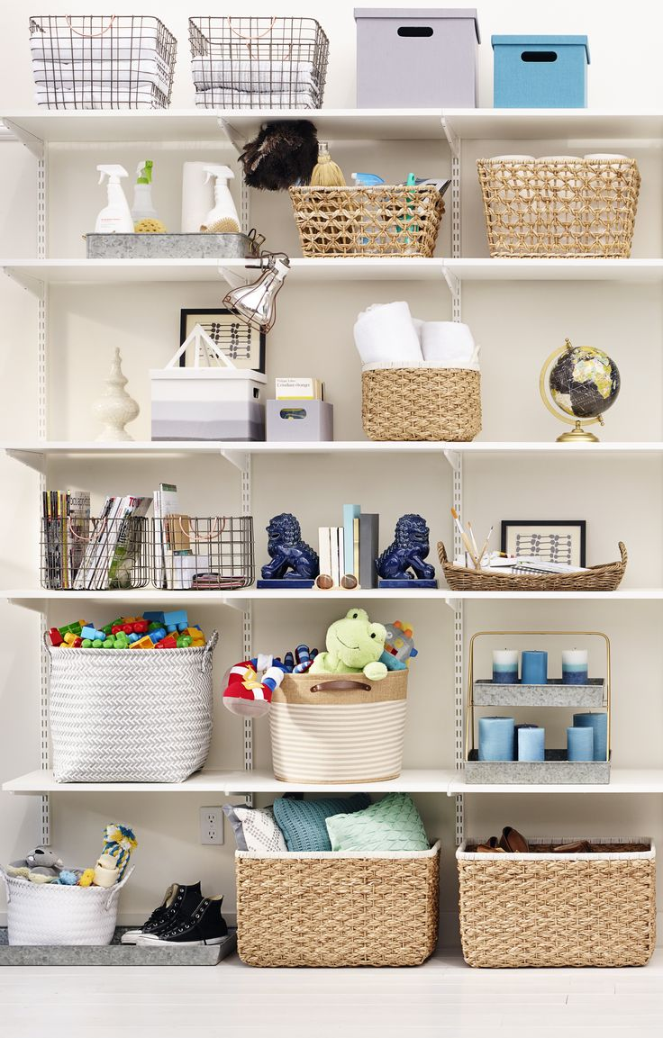 Storage amp organisation home office products housekeeping flooring baby - Organization Is Child S Play When You Have The Right Storage Bins And Boxes For The Job