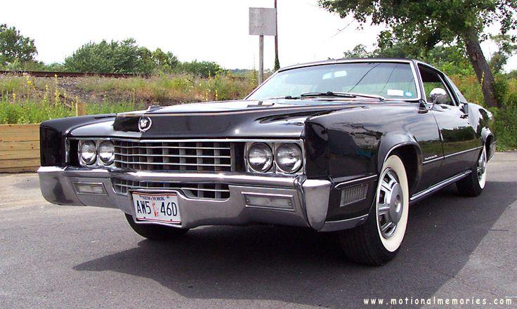 Cadillac 1967 pour la reine a Expo 1967