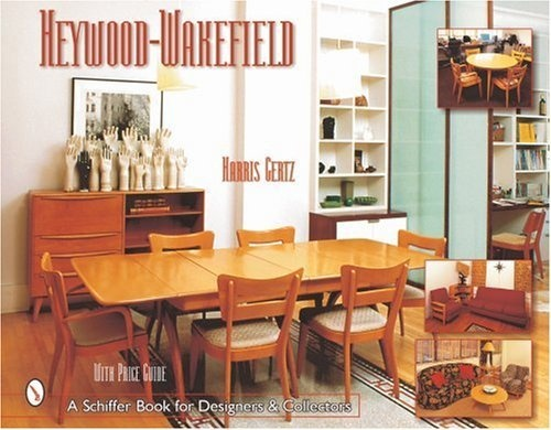 Heywood Wakefield   Blond Furniture Produced From Over 350 Photos