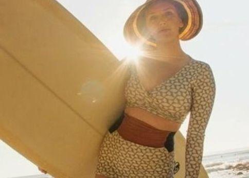 海での日焼け対策!ラッシュガードも可愛くお洒落にこだわりたい