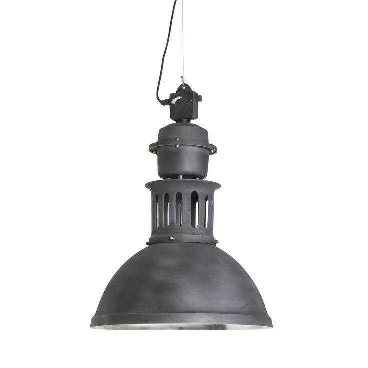 De Jefferson hanglamp van Light & Living is perfect voor de industriële interieurs.