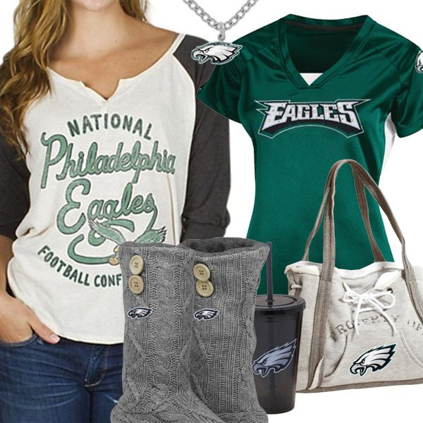 472da22e7bd Cute Philadelphia Eagles Fan Gear | Philadelphia Eagles Fashion ...