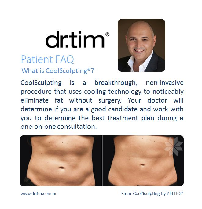CoolSculpting is a non-invasive cosmetic procedure that allows you to get rid of stubborn fat deposits without getting under the knife. Read More at: http://freezethefatsydney.com.au/