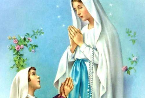 Oração a Nossa Senhora de Lourdes para fazer um pedido