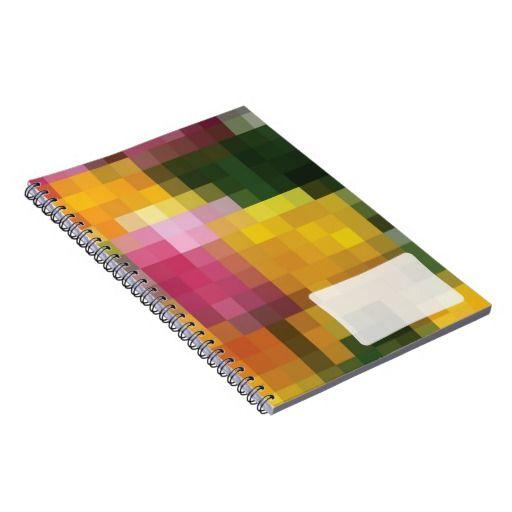 Dancing Pixels Notebook