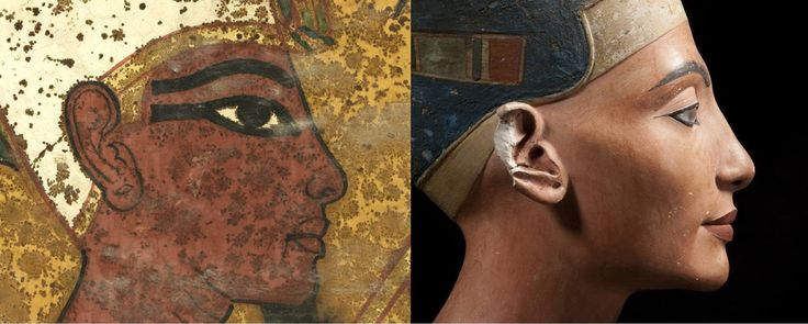 The Curse Of King Tuts Tomb Torrent: 17 Best Images About Nefertiti Queen Of Queens On