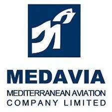 Medavia Logo. (MALTESE).