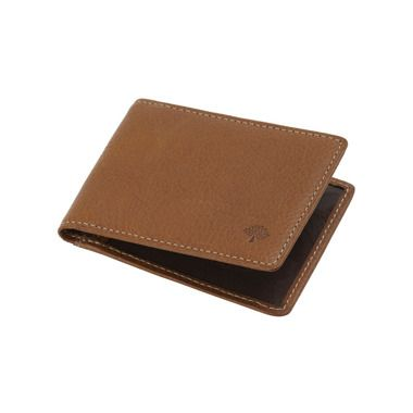 Mulberry Gift Kaleidoscope | Oak - Travel Card Holder in Oak Natural Leather