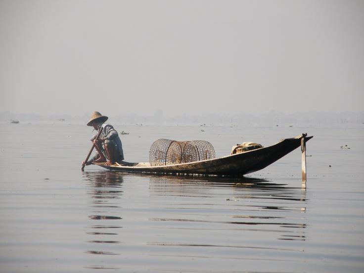 Inle Lake - Myanmar - No hurry to go