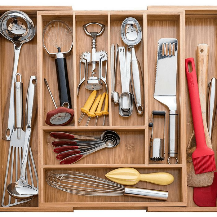Cutlery And Utility Organizer Just 20 95 Down From 45