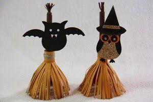 Cómo decorar paletas de caramelo para Halloween