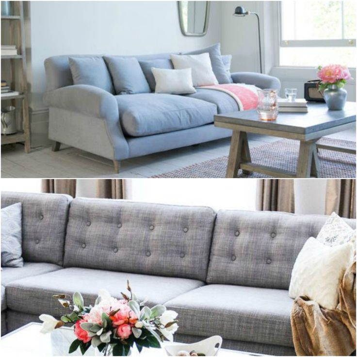 Living Room Inspiration: Cotton Sofas #interiordesign #livingroom #furnituredesign See more at: http://modernsofas.eu/2016/02/18/living-room-inspiration-cotton-sofas/