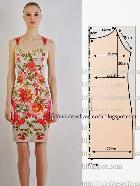 SEW EASY SHEATH DRESS 2