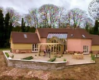 Rja On Grand Designs on contemporary garden design cornwall