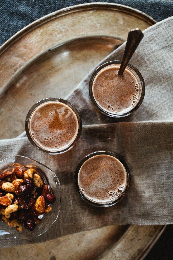 Hot Buttered Rum // notwithoutsalt.com