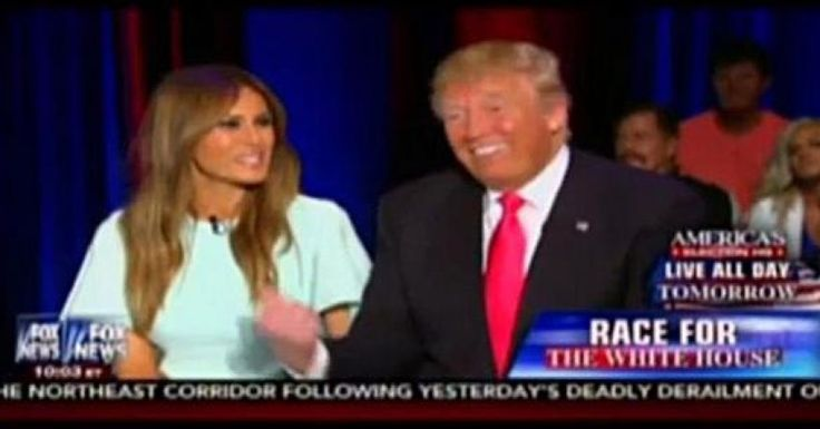 Video: Donald Trump, Melania Trump Fox News Town Hall with Sean Hannity, Milwaukee, Wisconsin, Mon. April 4, 2016