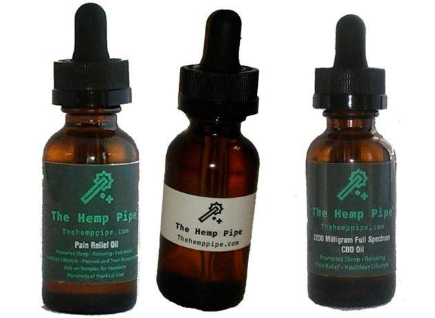 Browse The Hemp Pipe Online From Full Spectrum CBD Oil For