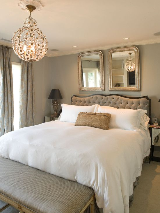 master bedroom, english country bedroom, hipster paper lanterns in bedroom, on houzz home design bedroom
